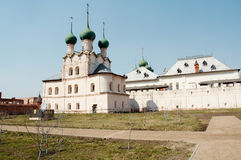 Old churches. In Rostov-Velikiy, Russia Stock Photos