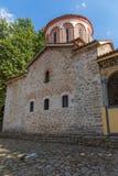 Old churches in Medieval Bachkovo Monastery, Bulgaria stock images