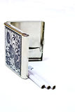 Old cigarette holder royalty free stock photos