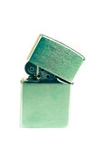 Old Cigarette Lighter color proccessed POP Stock Image