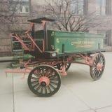 Old Cincinnati Stock Photo