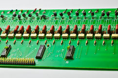Free Old Circuit Boards Stock Images - 91191164