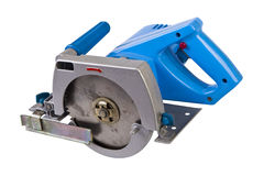 Old circular saw Stock Photos