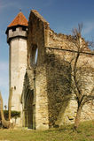 Old cistercian church in Carta, Romania Stock Images