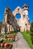 Old Cistercian Church in Carta, Romania royalty free stock photo