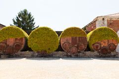 Old cisterns, arsenale Royalty Free Stock Photo