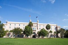 Old Citadel Building In Charleston Royalty Free Stock Images