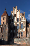 Old Citizen Court in Torun Royalty Free Stock Photos
