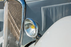 Old Citroen bus Stock Images