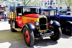 Old Citroen car from the 1920s Stock Photos
