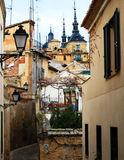 Old city. Royalty Free Stock Photo