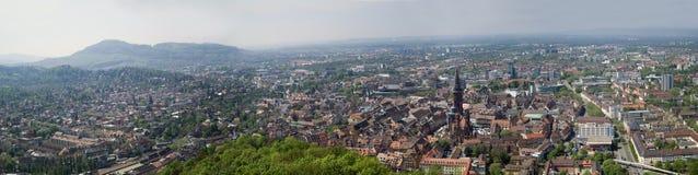 Old City. Historic  city of Germany (Freiburg Royalty Free Stock Image
