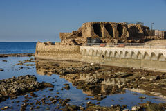 The Old City of Acre Stock Photos