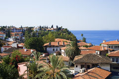 Old city in Antalya Stock Images