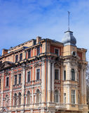 Old city architecture Royalty Free Stock Image