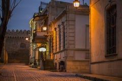 Old City of Baku Royalty Free Stock Image