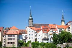 Old City Bautzen Royalty Free Stock Photo