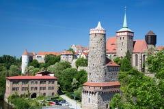 Old City Bautzen Royalty Free Stock Photography