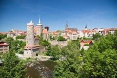 Old City Bautzen Stock Photos