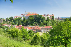 Old City Bautzen Royalty Free Stock Image