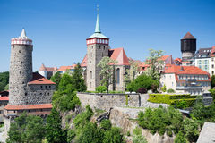 Old City Bautzen Royalty Free Stock Photos