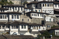 Old city, Berati, Albania Royalty Free Stock Photo