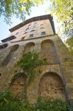 The Old City of Bergamo Royalty Free Stock Photography