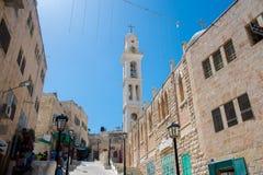 Old city of Bethlehem Royalty Free Stock Photography
