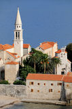 Old City Budva Royalty Free Stock Photo