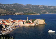 Old city of Budva Royalty Free Stock Photo