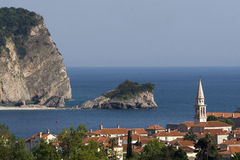 Old city, Budva Royalty Free Stock Image