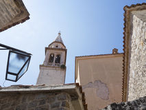 Old City of Budva, Montenegro Stock Photos