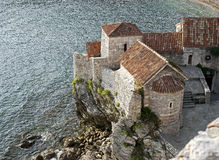 Old city of Budva 1 Stock Photography