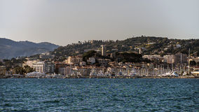 Old city of Cannes Stock Photo