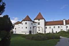 Old city castle Stock Photos