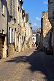 Old city of Chinon, France Royalty Free Stock Photo