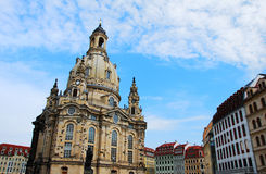 Old city dresden Stock Photos