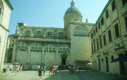 Old City of Dubrovnik Royalty Free Stock Images