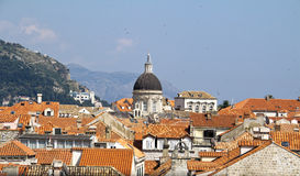 Old City of Dubrovnik Royalty Free Stock Photo