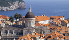 Old City of Dubrovnik Stock Photos