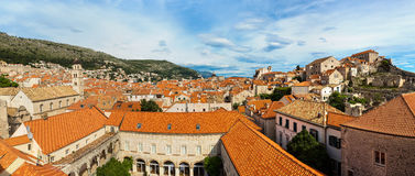 Old city Dubrovnik, Croatia Royalty Free Stock Photography