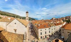 Old city Dubrovnik, Croatia Stock Photography