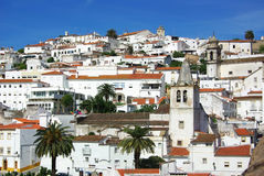 Old city of Elvas. Royalty Free Stock Images