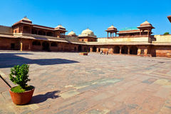 Old city of Fatehpur Sikri, India. Stock Image