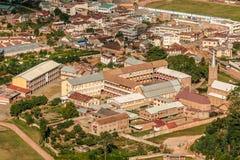 Old city of Fianarantsoa Royalty Free Stock Image