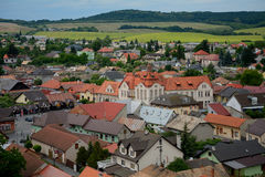 Old city, Filekovo, Slovakia Royalty Free Stock Images