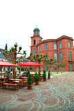Old City, Frankfurt, Germany Royalty Free Stock Images