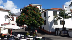 Old City of Funchal Madeira stock photos