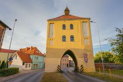 Old City Gate in Gryfice