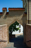 The old city gate. Stock Image